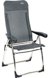 Crespo AL-215 Dark Grey Camping Chair