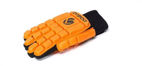Brabo F3 Foam Glove Full Finger LH orange XXS (20/21)