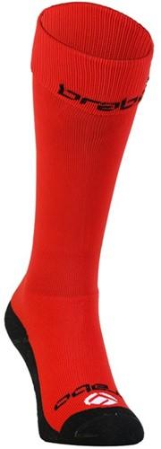 Brabo Socks All Red 36-40 (20/21)
