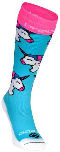 Brabo Socks Unicorn Light Blue 36-40 (20/21)
