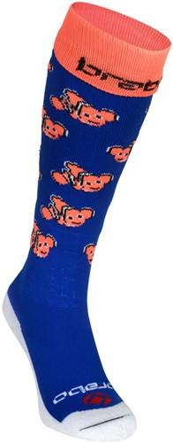 Brabo Socks Fishes Blue/Orange 36-40 (20/21)
