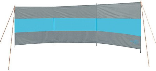 Bo-Camp Windbreak Popular 5m Blue