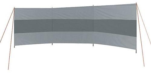 Bo-Camp Windbreak Popular Stable Grey