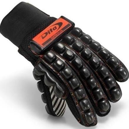 Dita Super Plus Glove fluo red/black M (19/20)