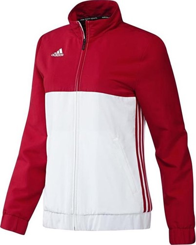 Adidas T16 Team Jacket W red M (18/19)