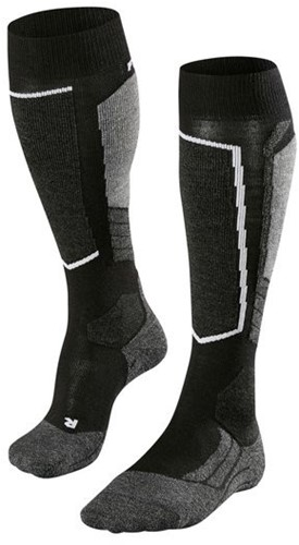 Falke SK2 Women ski socks black-mix 39-40