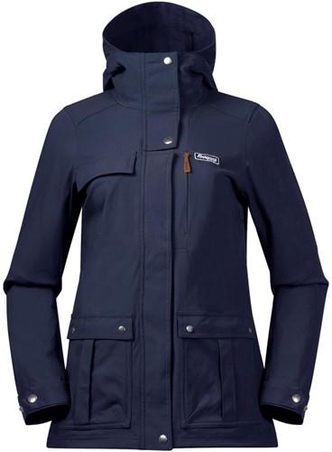 Bergans Nordmarka W Jacket navy M