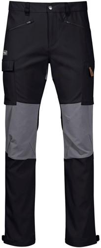 Bergans Nordmarka Hybrid Pant black/solid dark grey M