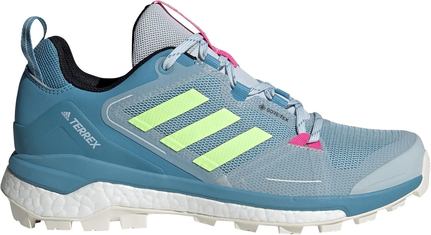 Adidas Terrex Skychaser 2 GTX W hazy blue/yellow/pink 39 1/3 (UK 6)