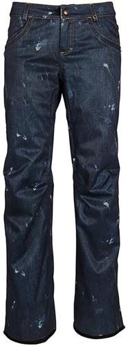 686 Deconstructed Denim Insulated Pants women (2018)