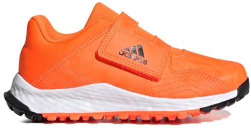 Adidas Youngstar Velcro orange/white 31 (UK 12.5K) (19/20)