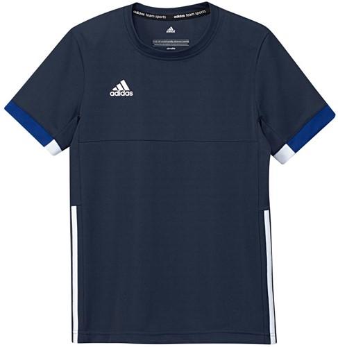 Adidas T16 Team S/S Tee Youth navy 116 (18/19)