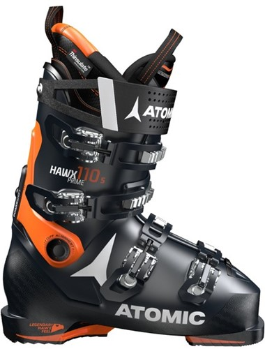 Atomic Hawx Prime 110 S midnight/orange 25/25.5
