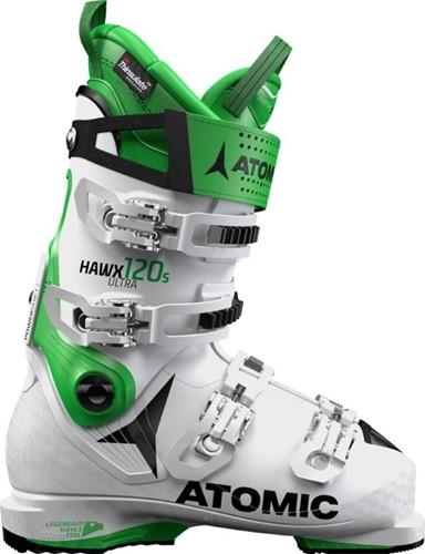 Atomic Hawx Ultra 120 S white/green 26/26.5