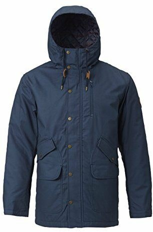 Burton Sherman Men's Jacket mood indigo S (2017)