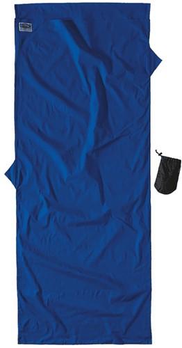 Cocoon TravelSheet Cotton ultramarine blue