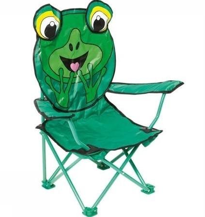 Bo-Camp Kinderstoel Kikker Groen