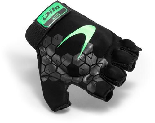 Dita X-Lite Glove fluo green/black L (19/20)
