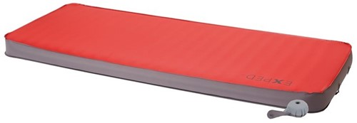 Exped MegaMat 10 Sleeping Mat LXW ruby/red