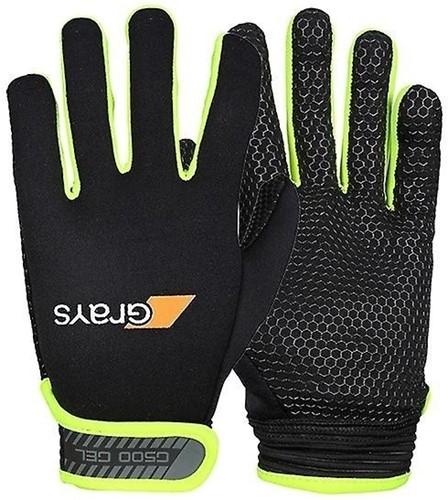 Grays G500 Gel Gloves black/fluo yellow M (19/20)