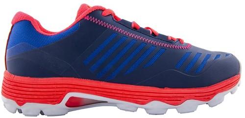 Grays Burner hockey shoes navy/red 37.5 (UK 4.5) (19/20)