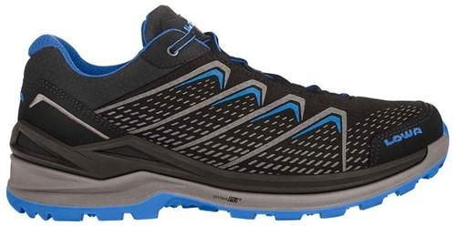 Lowa Ferrox Pro GTX Lo black/blue 43 1/2 (UK 9)