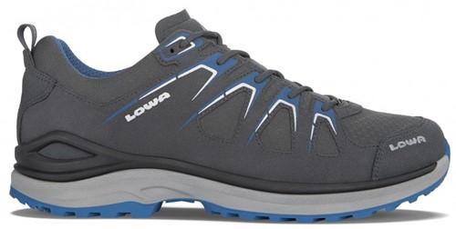 Lowa Innox Evo GTX Lo asphalt/blue 44 1/2 (UK 10)