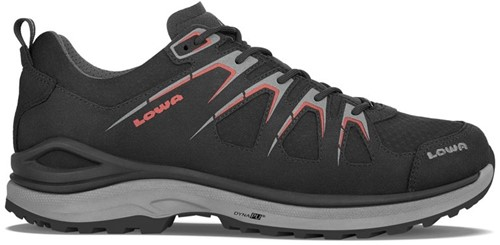 Lowa Innox Evo GTX Lo black/red 43 1/2 (UK 9)