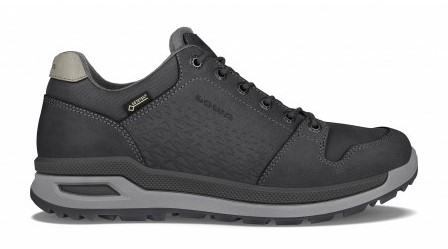 Lowa Locarno GTX Lo anthracite 43 1/2 (UK 9)