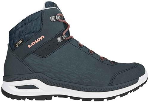 Lowa Locarno GTX QC Ws navy/mandarin 41 1/2 (UK 7.5)