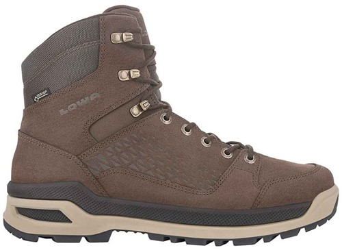 Lowa Locarno Ice GTX Mid dark-brown 46 (UK 11)