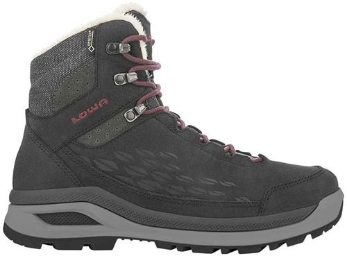 Lowa Locarno Ice GTX Mid Ws anthracite 37 (UK 4)