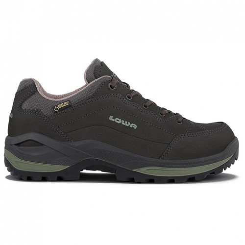 Lowa Renegade GTX Lo Ws graphite/jade 38 (UK 5)