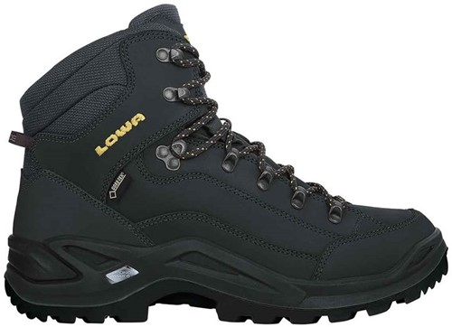 Lowa Renegade GTX Mid anthracite/mustard 42 (UK 8)