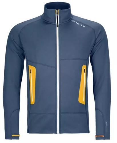 Ortovox Fleece Light Jacket M night-blue S