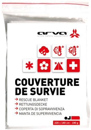 Arva Rescue Blanket 60gr