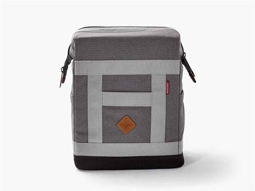 Barebones Backpack Cooler 12 Cans grey cooling bag