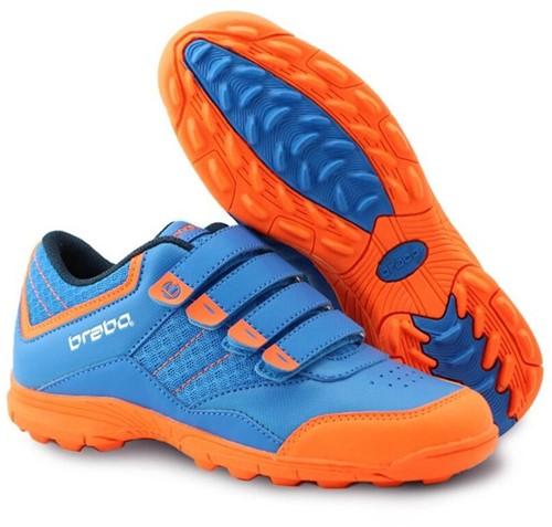 Brabo Velcro Kids Blue/Orange (18/19)