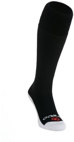 Brabo Socks All Black 41-44 (20/21)